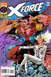 X-Force (1991 series) #42, NM- (Stock photo)
