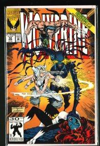 Wolverine #52 (1992)