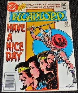 Warlord #55 (1982)