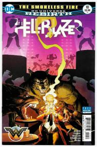 Hellblazer #10 Rebirth Main Cvr (DC, 2017) NM