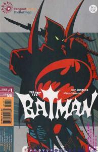 Tangent Comics The Batman #1, VF+ (Stock photo)