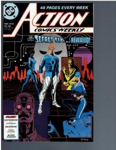 Action Comics #612 (1988)