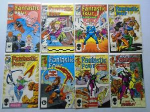 Fantastic Four Lot From:#300-349 Missing:#309,340,341- 47 Diff Avg 8.0/VF (1987)