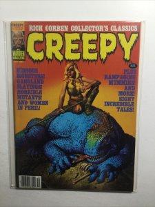 Creepy 132 Very Fine Vf 8.0 Oct 1981 Warren Magazine