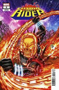 Cosmic Ghost Rider #5 Lim Variant (Marvel, 2019) NM