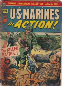 The U.S Marines in Action 2 PR/FR  (Oct. 1952)
