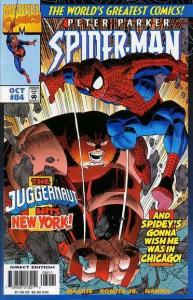 Spider-Man (1990 series) #84, NM (Stock photo)