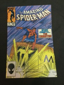 Amazing Spider-Man 267 Nm- Near Mint- Marvel Comics