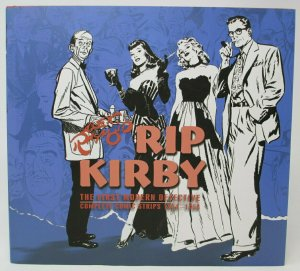 Rip Kirby The First Modern Detective 1954-1956 Volume 4 IDW