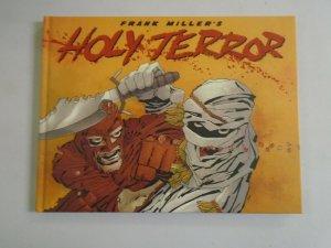 Frank Miller's Holy Terror HC NM (2011 Legendary Comics)