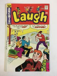 LAUGH (1946-1987)289 VF-NM Apr 1975 COMICS BOOK