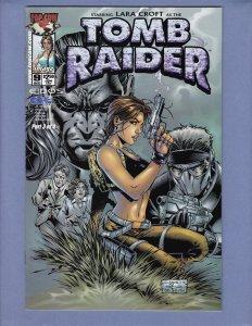 Tomb Raider #9 NM- Top Cow 2000