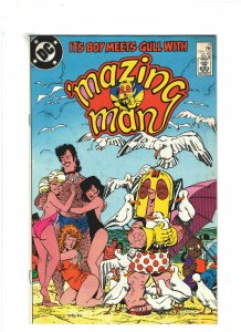 'Mazing Man #11 VF 8.0 DC Comics 1986 Copper Age
