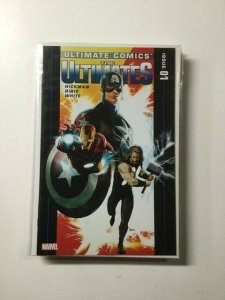 Ultimate Comics Ultimates by Jonathan Hickman #1 (2012) HPA