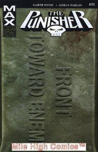 PUNISHER MAX (2004 Series) #53 Near Mint Comics Book