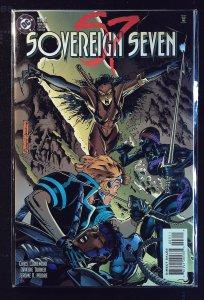 Sovereign Seven #3 (1995)