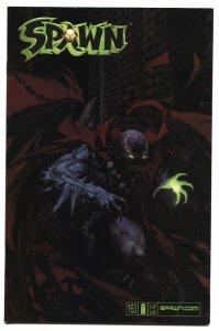 SPAWN #163 2006 Low print run-Image comic book NM-