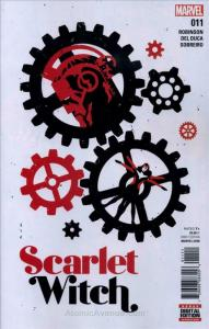 Scarlet Witch (2nd Series) #11 VF/NM; Marvel | save on shipping - details inside