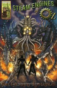 Arcana Studios Presents: Steam Engines of Oz: The Geared Leviathan #1 FN; Arcana