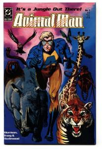Animal Man #1 1st issue 1988-comic book- DC NM-