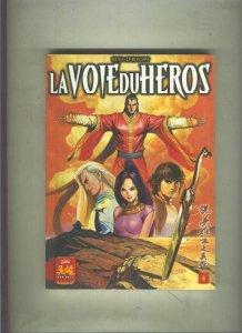 Manga edicion en frances: La voie du Heros numero 04