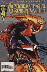 Marvel Comics Presents #155 VF/NM; Marvel | save on shipping - details inside