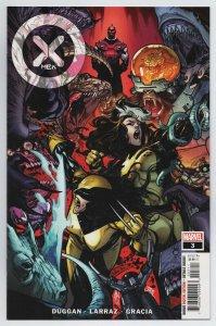 X-Men #3 Main Cvr (Marvel, 2021) NM