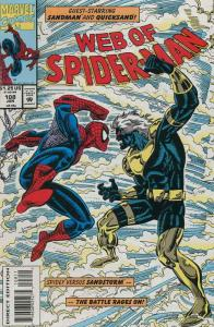 Web of Spider-Man, The #108 VF/NM; Marvel | save on shipping - details inside