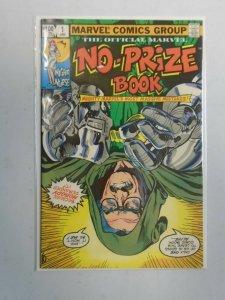 Marvel No-Prize Book #1 4.5 VG+ (1983)