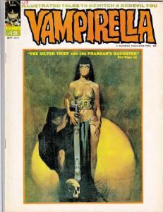 Vampirella Magazine #13 (Sep-71) FN/VF Mid-High-Grade Vampirella