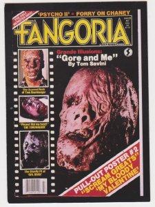 1992 Fangoria Card#66