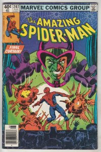 Amazing Spider-Man #207 (Aug-80) FN/VF Mid-High-Grade Spider-Man