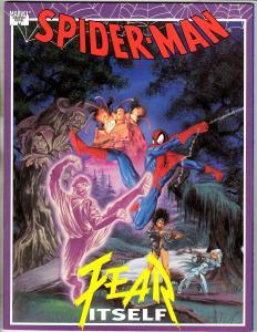 Spider-Man Fear Itself Marvel Comics Graphic Novel Comic Book Goblin Doom CR61