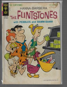 Flintstones #21 (Gold Key, 1964)