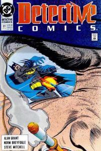 Detective Comics (1937 series) #611, VF+ (Stock photo)