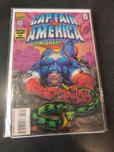 Captain America #436 (1995)