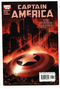 Captain America #8 2nd appearance of the WINTER SOLDIER-comic book