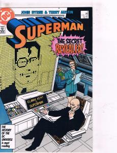 Lot Of 9 Superman DC Comics Comic Book # 2 3 6 7 8 10 11 12 13 AD42