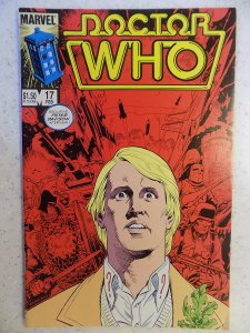 Doctor Who #17 (1986)