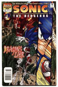 Sonic The Hedgehog #106 2002-archie comics-Sega