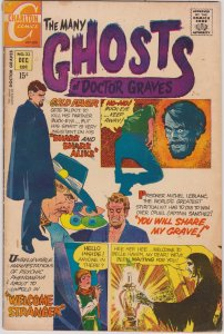 Many Ghosts of Doctor Graves #23