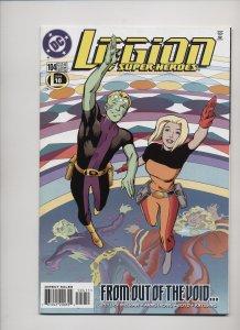 Legion of Super-Heroes #104 (1998)