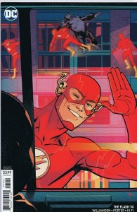 Flash #74 2019 DC Comics Shaner Variant Cover