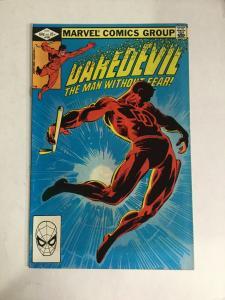Daredevil 185 Nm- Near Mint- Marvel Comics Bronze