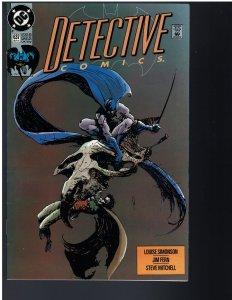 Detective Comics #637 (DC, 1991)