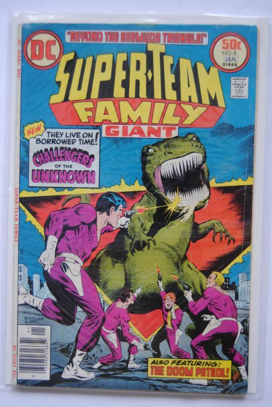 Super-Team Family Giant #8