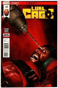 Luke Cage #169 (Marvel, 2018) NM