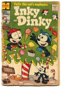 Felix The Cat's Nephews Inky & Dinky #2 1957- ice cream cover