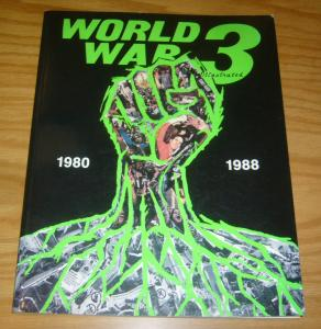 World War 3 Illustrated TPB 1 VF collects stories from #1-10 material 1980-1988