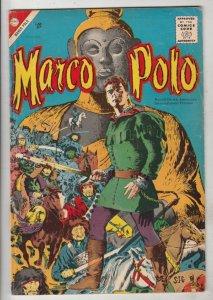 Marco Polo #1 (Apr-50) FN- Mid-Grade Marco Polo